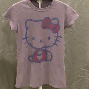 Tops - Sanrio Hello Kitty long Shirt - Size M